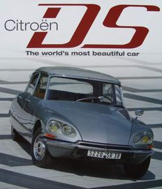 Book : Citroen DS - The World's Most Beautiful Car