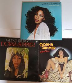 All Ladies of Soul \ Jazz : Donna Summer \ Sade \ Shirley Bassey \ Diana Ross & Ike & Tina Turner (Italian Pressing).