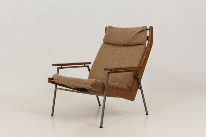 Fabulous Rob Parry For Gelderland Lotus Lounge Chair Catawiki Pdpeps Interior Chair Design Pdpepsorg