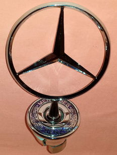 Mercedes Benz star - original version