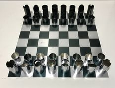Abstract musical chess