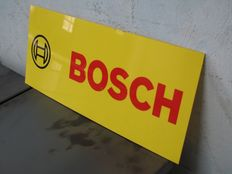 Set of 3 Bosch display signs Year ca. 1983