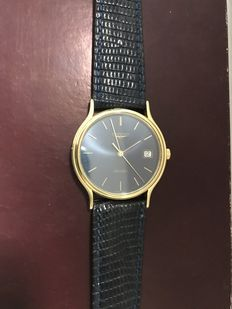 Longines - Men's gold wrist watch - 1990s