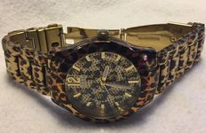 Guess - W0001L2 Fearless Ladies watch with  Zirkonia Face - 2016