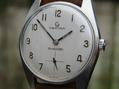 Certina Bristol - men's wristwatch - 1960s