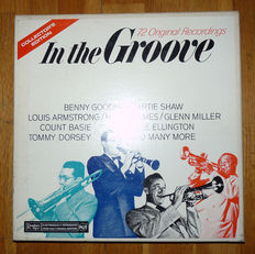 72 original recordings - In the Groove