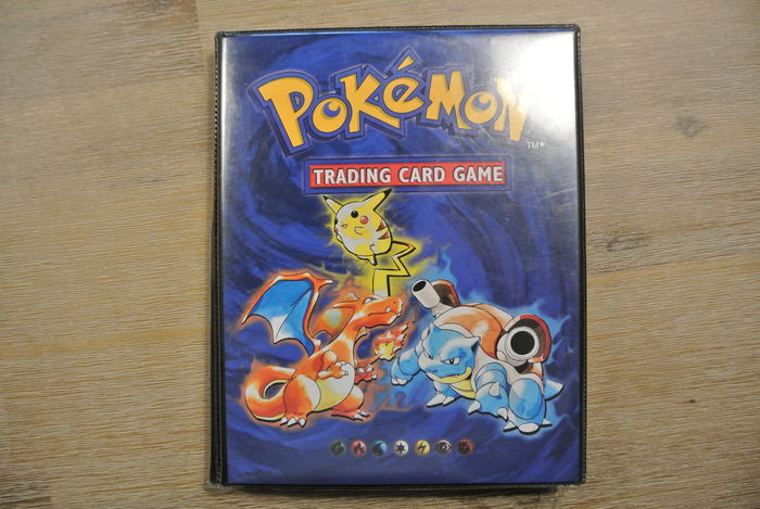 Pokemon Base set (complete set 1-102 1999)