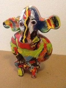 Peter Diem - Cow 3