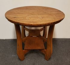 Rare antique side table, early 20th century