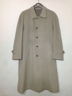 Brioni - Wool long coat