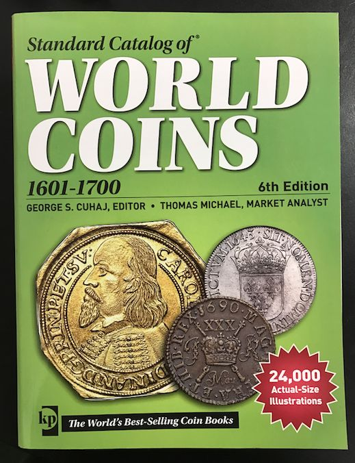 Accessories – Krause catalogue for world coins 1601–1700