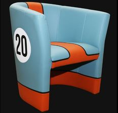 Porsche Club Chair theme 917K N ° 20