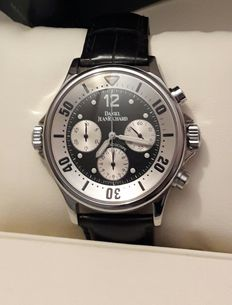 Daniel JeanRichard Chronoscope – Men's wristwatch