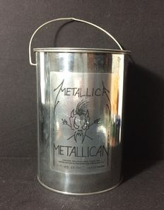 Metallica - Metallican - Collectors Tin