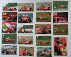 Postcards Ferrari