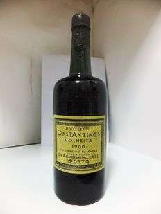 1900 Constantino Colheita Port - 1 bottle