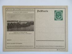 "Federal Republic of Germany - collection of 71 picture postcards ""Lernt Deutschland kennen"", type Posthoorn P16 and P17."