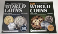 Accessories – Krause catalogue for world coins 1901–2000 and 2001–present