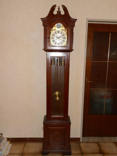 Grandfather clock - Tempus Fugit Westminster - Period 2nd half of the 20th century