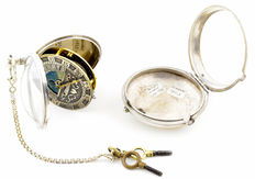 High collection pocket watch. Verge Fusee. London, 1723.