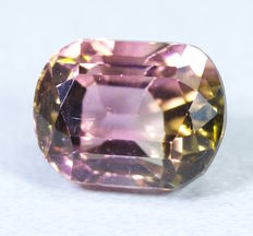 Parti-colored Tourmaline – 2.02 ct