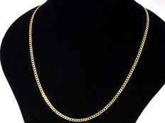14 kt gold necklace chain