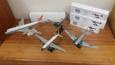 4 x South African Model Planes (SAA Museum Edition)