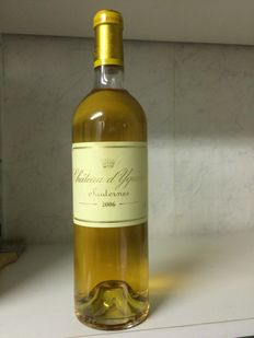 2006 Chateau d'Yquem - 1 bottle (75cl)