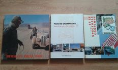 Rally books Grand prix de Paris - Retour de France, Himalaya Trial 2008 - Et le spectacle continue - 1992