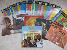 SOUL, lot of fifteen (15) collectible LP's, Various Artists, most in EX / NM  condition