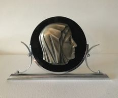 Signed ART DECO sculpture - Ca 1930, Belgium