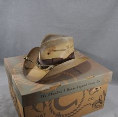 Hat by Charlie 1 Horse - limited series - 1653587/1 - Calvary W/Bull