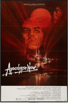 Apocalypse Now - Original American one sheet movie poster - 69x104cm - 1979 - Marlon Brando