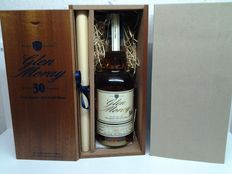 Glen Moray 30 year old limited edition - 1974 - 2004.