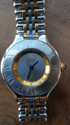 Cartier Must 21 Ref. 1840 - Ladies