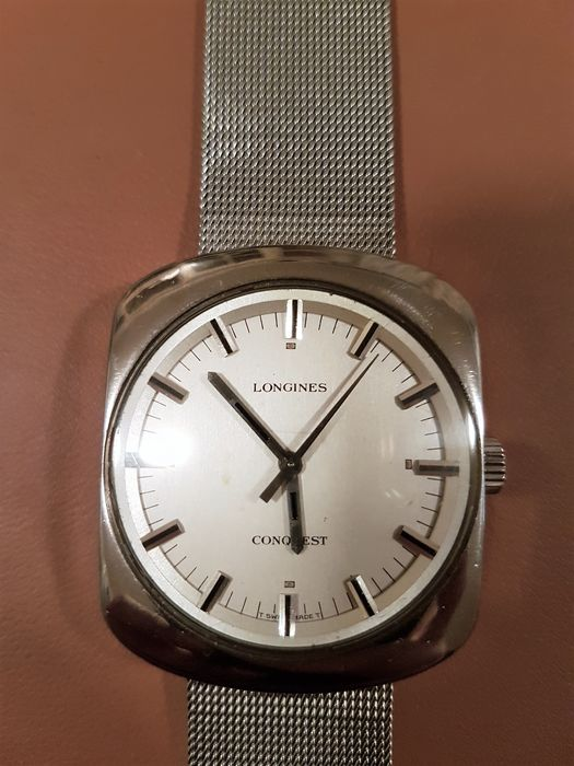 Longines Conquest – Men's watch –