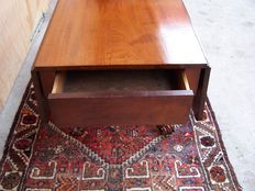 Mahogany Pembroke or Lop table - 1840/1880