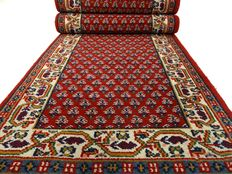 """Mir - 275 x 72 cm - """"Carpet in beautiful condition"""". - Please note! No reserve price: starts at €1,-"""