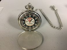 Franklin Mint, Harley Davidson heritage softail precision pocket watch