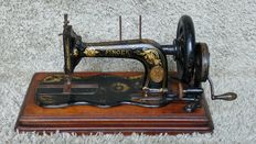 Antique Singer - Very early sewing machine - 1871