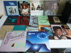 Grand Prog Rock lot with all albums of The Alan Parsons Project and 3 Magna Carta albums and 1 Jim Croce album, 16 great albums in  total
