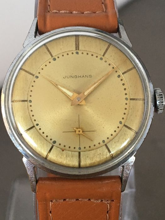 Junghans men's wristwatch - around the 1960s.