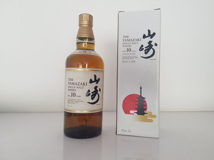 The Yamazaki Single Malt - 10 years old