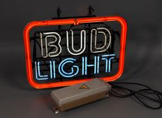 Authentic Bud Light Neon Sign