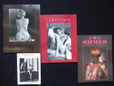 Photography; Lot of 4 photography books - 1988/1990