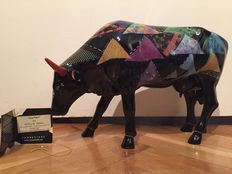 CowParade - Cow patch by Phyllis small