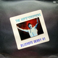The Honeydrippers - Bluenote Derby 81,  BOX TOP RECORDS EE.UU. 1984