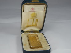Dunhill lighter with packaging