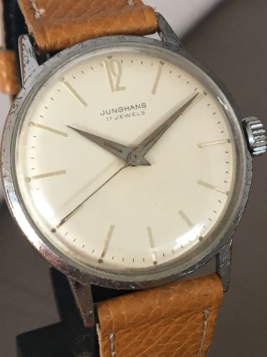 Junghans men's wristwatch – around the 1960s.