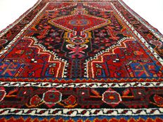 """Hamadan – 147 x 101 cm – """"Persian rug in top condition"""" – Please not! No reserve: bidding starts at €1."""